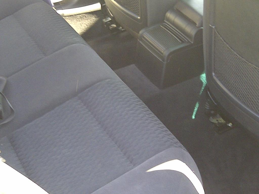 Picture of interior car